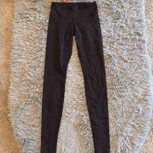 Lululemon Black Running Tights. Sz 2